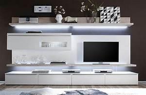 High gloss white living room furniture living room for High gloss furniture for living room