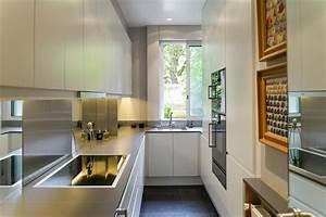 cuisine contemporaine avec electromenager de luxe gaggenau With idee deco cuisine avec cuisine tout Équipée avec Électroménager