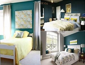 deco chambre vert chambre with deco chambre vert cheap With nice couleur bleu canard deco 4 deco scandinave et couleurs