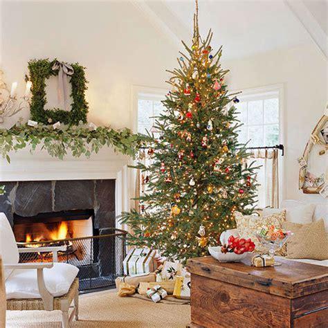 christmas tree decorating interior design center inspiration