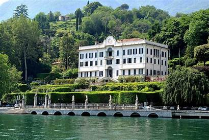 Tremezzo Villa Carlotta Comomeer Comomeeritalie Aan Het