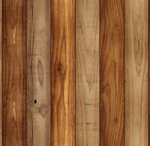 Wood Panel Removable Wallpaper WallsNeedLove