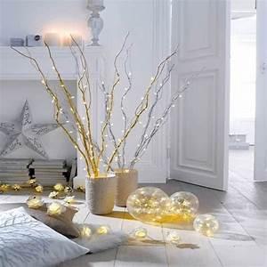 Guirlande Lumineuse Fleur : 25 d co no l fabriquer en famille deco cool ~ Teatrodelosmanantiales.com Idées de Décoration