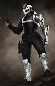 Taskmaster, No, Shield, By, Kaptaincoca, On, Deviantart