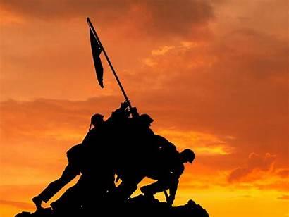 Jima Iwo Memorial Marine Corps Desktop War