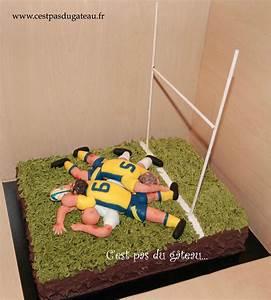 Decor Gateau Anniversaire : d cor g teau rugby ~ Melissatoandfro.com Idées de Décoration