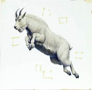 mountain goat jumping - Google Search | cutout ideas ...
