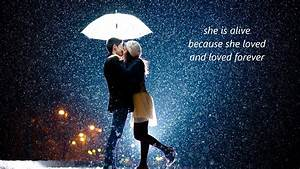 Images of Love Couples in Rain with Quotes | love couples ...