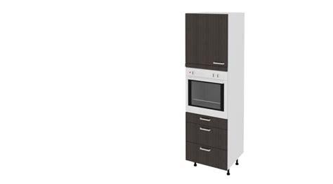 armoires four armoire de cuisine pas ch 232 re four 1 porte