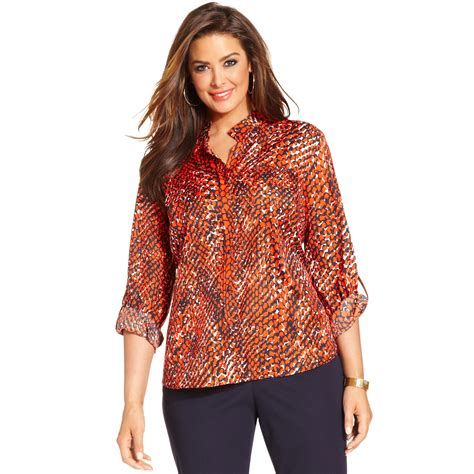 jones of york blouses jones ny blouses chevron blouse