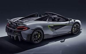 2019 McLaren 600LT Spider by MSO - Fonds d'écran et images