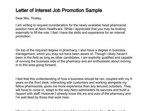 letter of interest for internship 5 letter of motivation