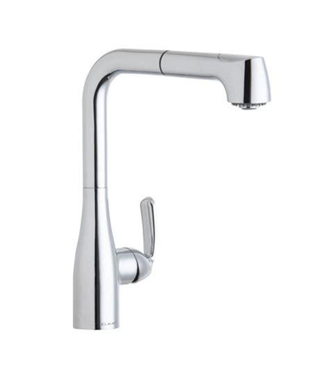 low flow kitchen faucet elkay gourmet lklfgt2041 low flow pull out kitchen faucet