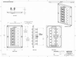 Eimsig Smarthome Preis : blue sea bs 4352 unterdeck schalttafel mit 6 stromkreisen ~ Articles-book.com Haus und Dekorationen