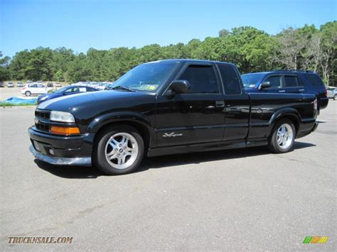 S10 Extremes by 2003 Chevrolet S10 Xtreme Extended Cab In Black Onyx