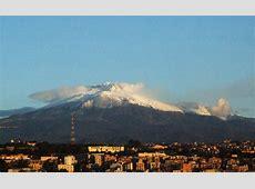 FileEtna Volcano Sicily Italy Creative Commons by