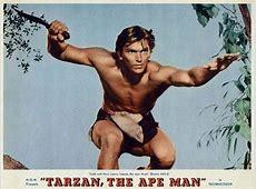 The Many Faces of Tarzan Mana Pop