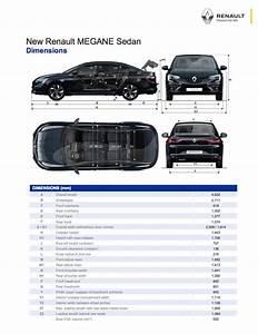 Dimension Megane 1 : 2017 renault megane sedan has full specs sheet revealed ~ Medecine-chirurgie-esthetiques.com Avis de Voitures