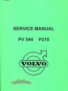 Volvo 544 Shop  Service Manuals At Books4cars Com
