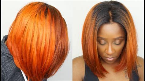 How To Get Orange Hair Easily!!