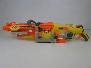 Nerf N Strike Vulcan EBF 25 Automatic Dart Machine Gun ...