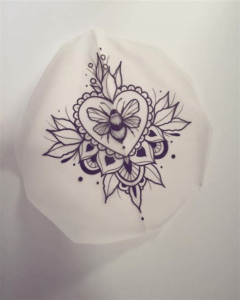 Paw Print In The Middle  Ink For Me  Pinterest Drawing