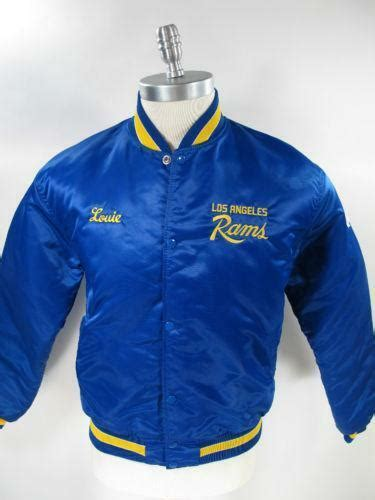 los angeles rams jacket ebay