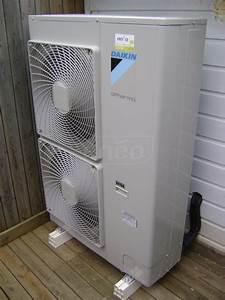 Prix Pompe A Chaleur Air Eau : installation d 39 une pompe chaleur air eau altherma daikin ~ Premium-room.com Idées de Décoration