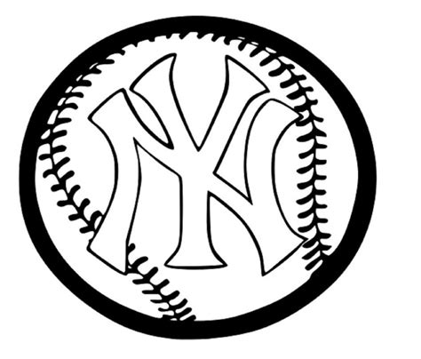york yankees coloring pages coloring home