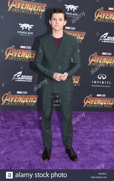 Los Angeles, California, Usa 23rd April, 2018 Actor Tom