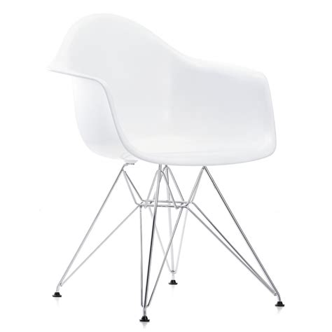 chaise dsw vitra eames plastic armchair dar by vitra