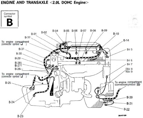 Mitsubishi Eclipse Parts Diagram