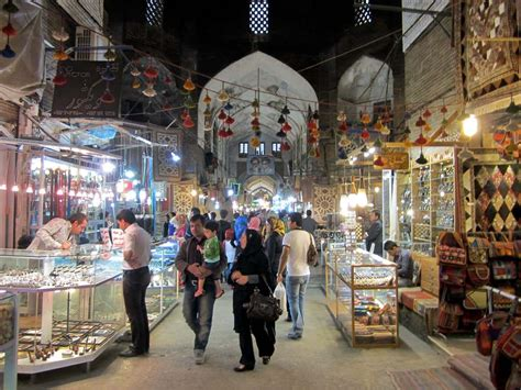 Vakil Bazaar Shiraz