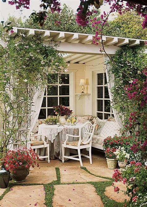 create shabby chic garden top 14 shabby chic garden decors start a backyard with easy design project diy craft