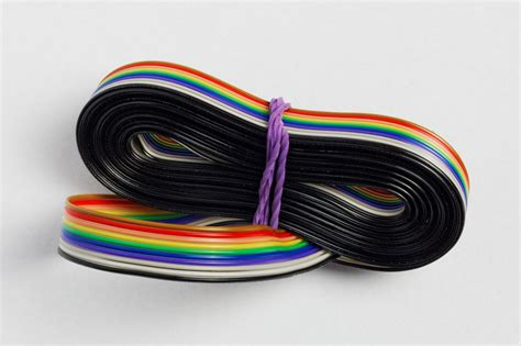 Multi Colored Coated Wire · Free Stock Photo