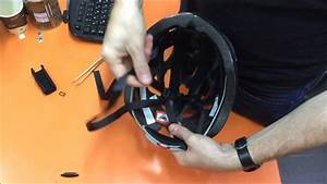 How To Replace The Helmet Strap Clip