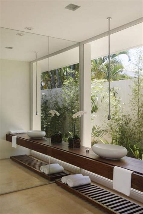 33 open bathroom design for your home � the wow style