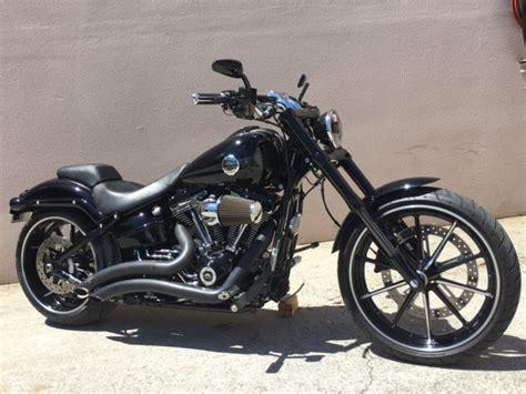 Davidson Front End by 2013 Harley Davidson Breakout 3900kms Screamin Eagle 120r