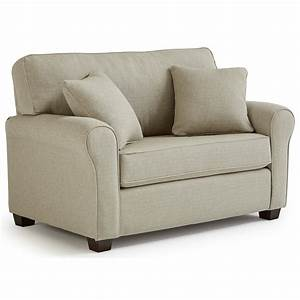 Best Home Furnishings Shannon C14AT Twin Sofa Sleeper With