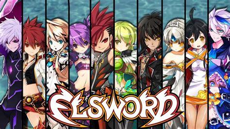 elsword anime character elsword anime amino