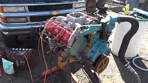 Chevy 6 5l Engine Starting On 100  Veggie Oil