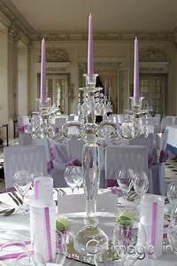 Chandelier De Table : g 39 image incentre de table chandelier cristal g 39 image in ~ Melissatoandfro.com Idées de Décoration