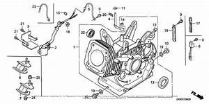 Honda Engines Gx390k1 Ha2  A Engine  Jpn  Vin  Gcaa