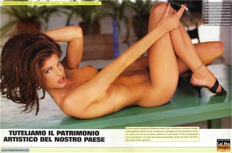 Naked Stephanie Seymour Added 07192016 By Johngault