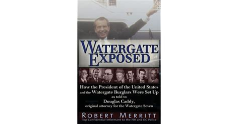 watergate seven caddy douglas books burglars