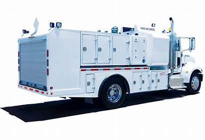 Lube Truck Trucks Gallon 1000 Fuel Service