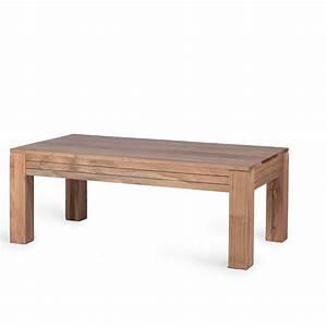 Couchtisch Holz Natur : couchtisch massivholz akazie natur 110x60 ~ Markanthonyermac.com Haus und Dekorationen