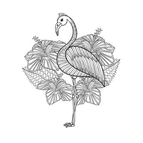 Kleurplaat Moeilijk Unicorn by Kleurplaat Flamingo