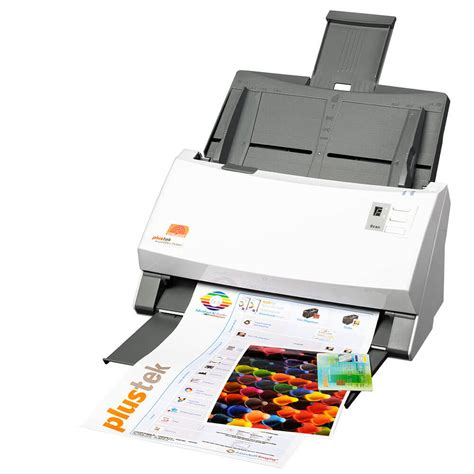photo scanner with feeder plustek smartoffice ps456u automatic document feeder adf