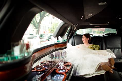 Wedding Limousine Services by Limos For Hire Can Make Your Wedding A Majestic Event In